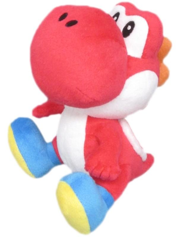 Red Yoshi 8 inch Plush