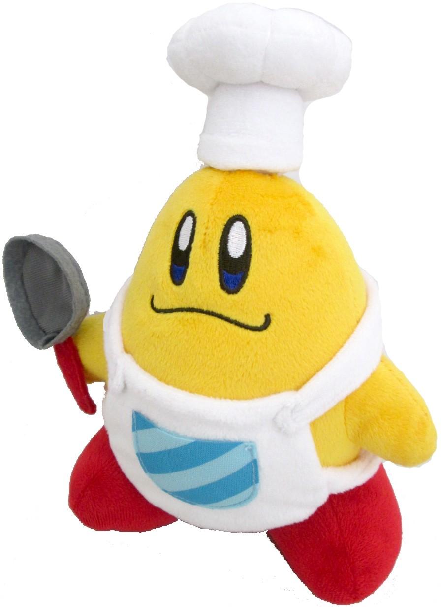 Chef Kawasaki 8 Inch Plush