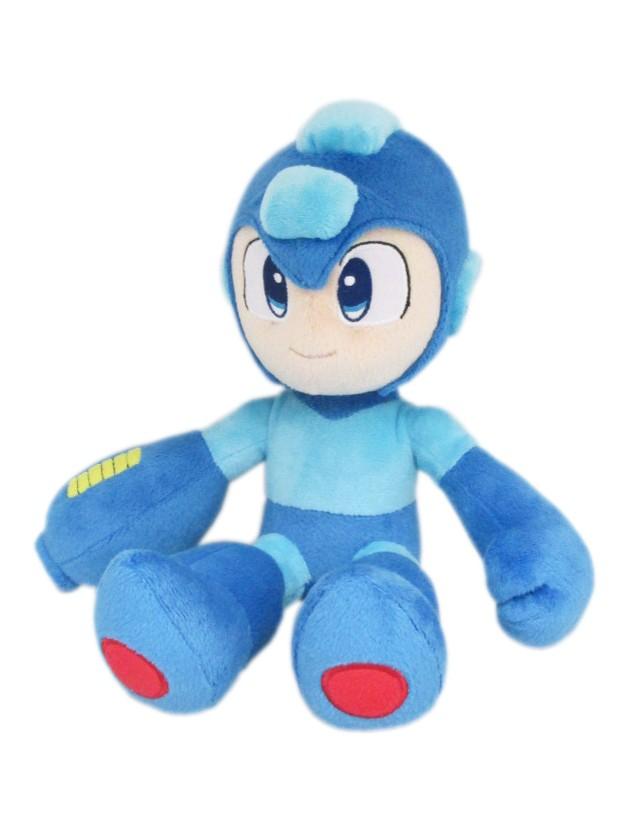 Mega Man 7 Inch Plush