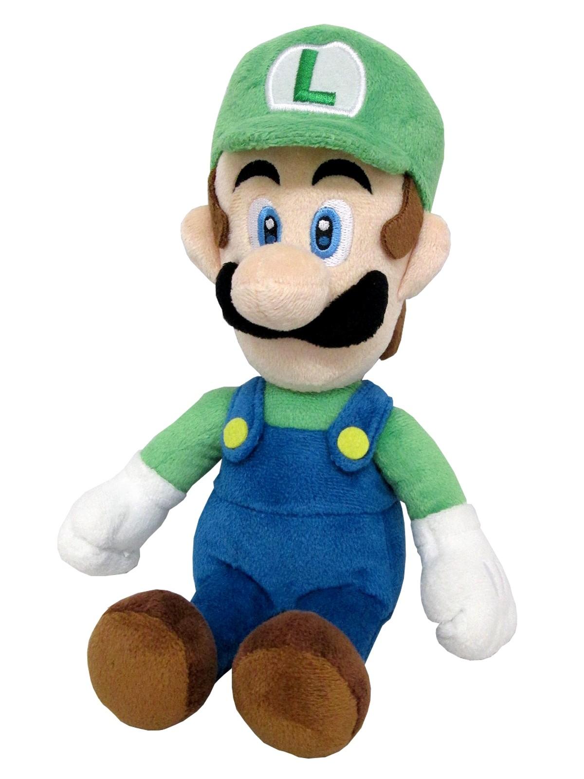 Luigi 10 Inch Plush