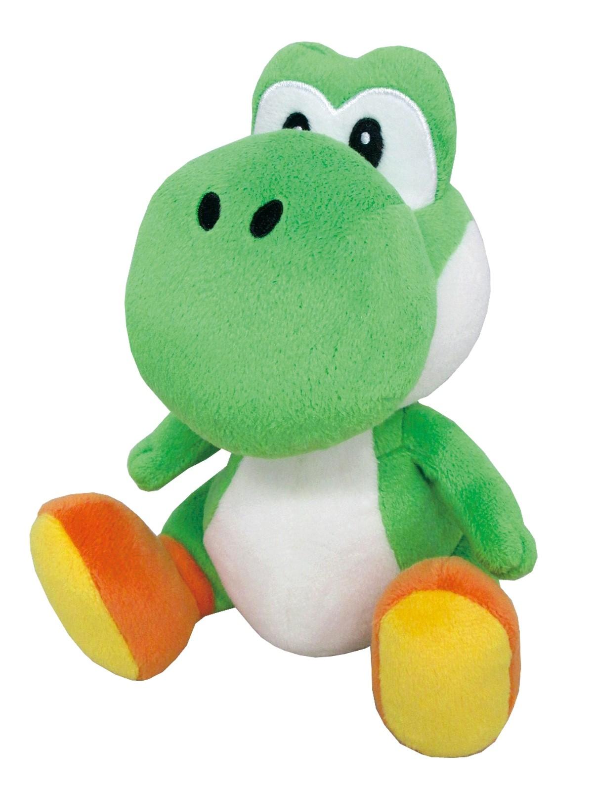 Green Yoshi 8 Inch Plush