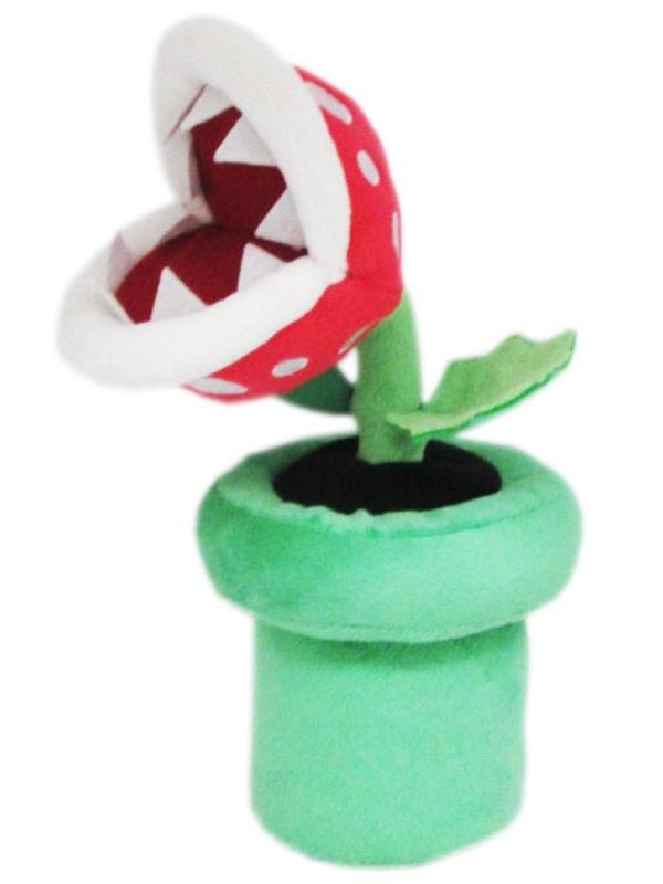 Piranha Plant 9 Inch Plush
