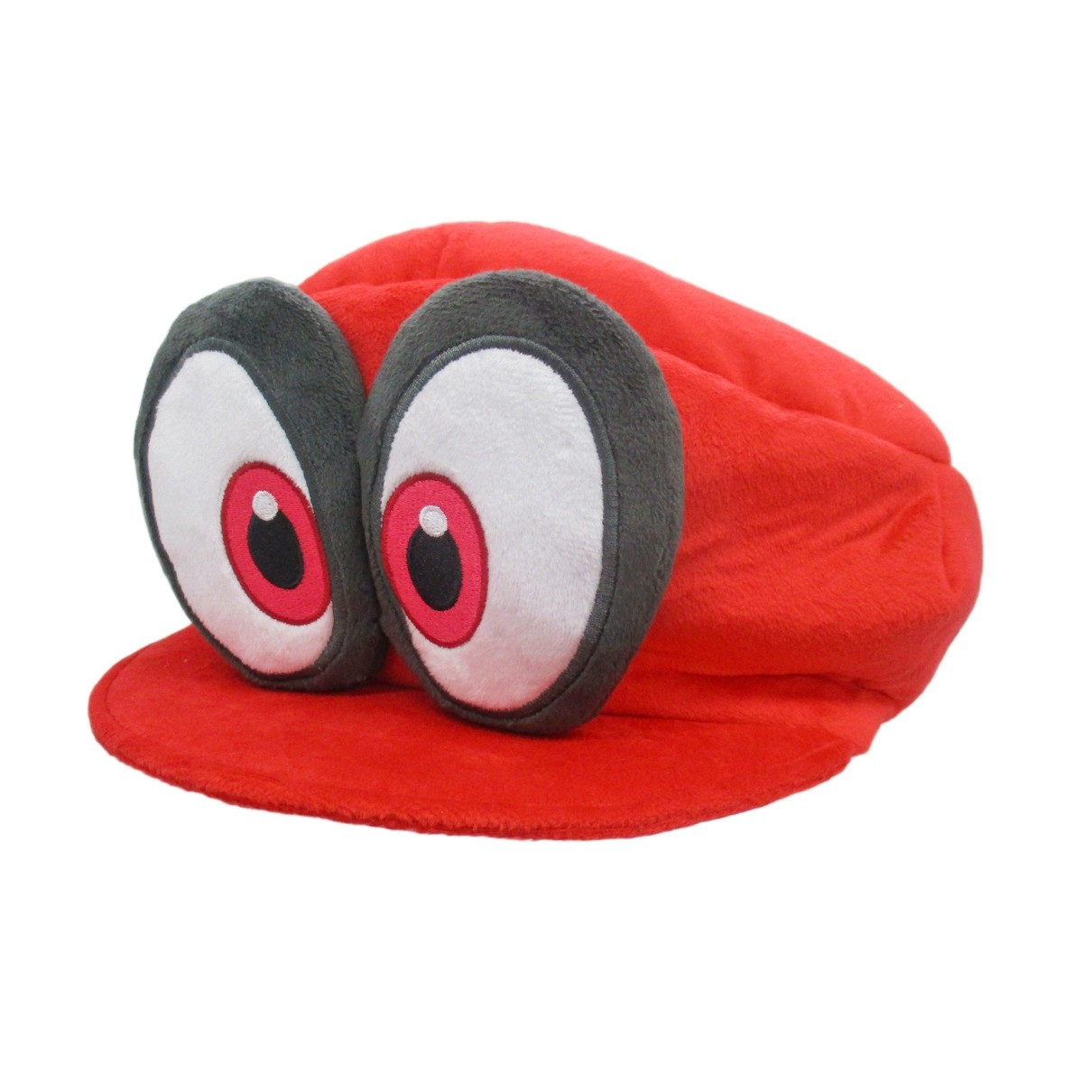 Cappy Hat Wearable Plush Super Mario Plush