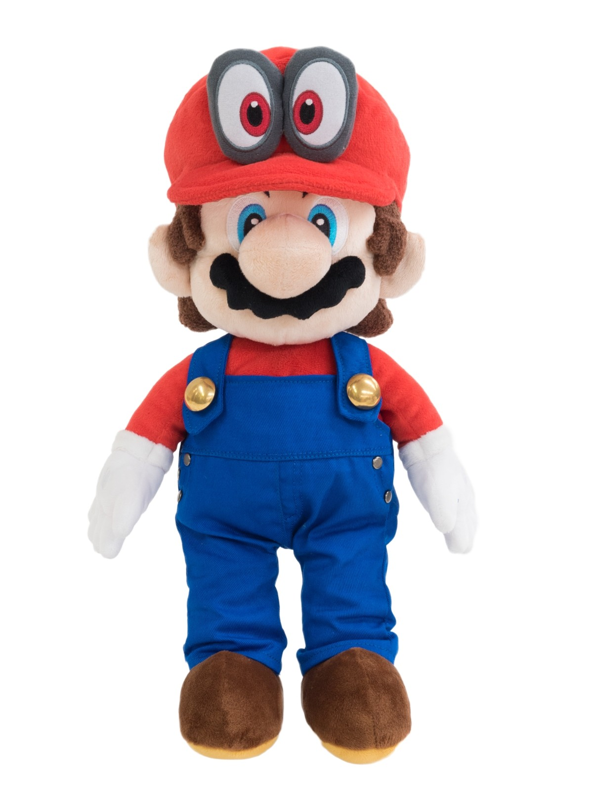 Mario Odyssey 16 Inch Plush