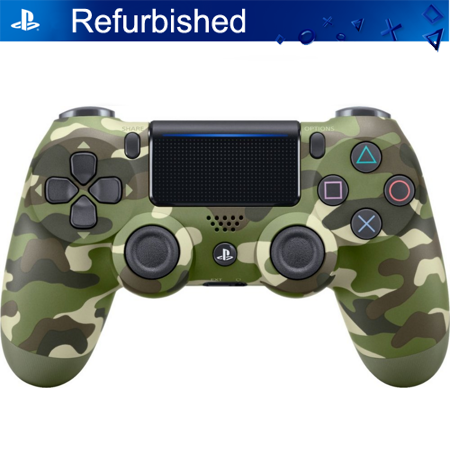 DualShock 4 - Green Camo (REFURB)