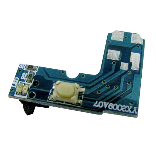 Slim PS2 Reset Switch Board
