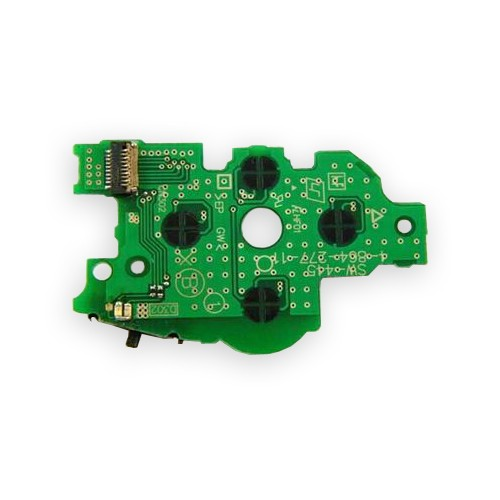 PSP ABXY Button Circuit Board