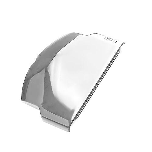 Slim Battery Door Cover- Ice Silver