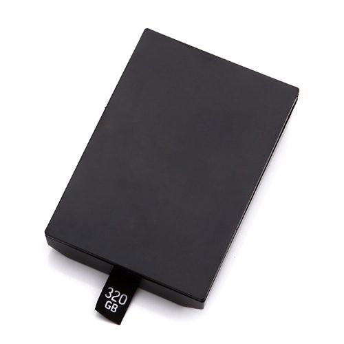 Slim Hard Drive 320 GB BULK