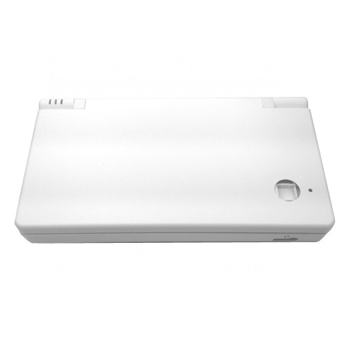 NDSi Replacement Dual Injection Full Shell - WHITE