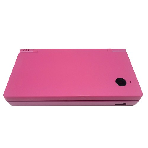NDSi Replacement Dual Injection Full Shell - PINK