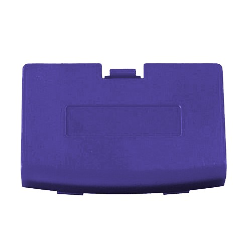 GBA Battery Cover PURPLE