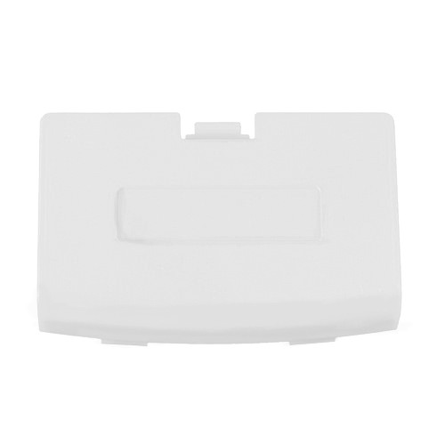 GBA Battery Cover WHITE