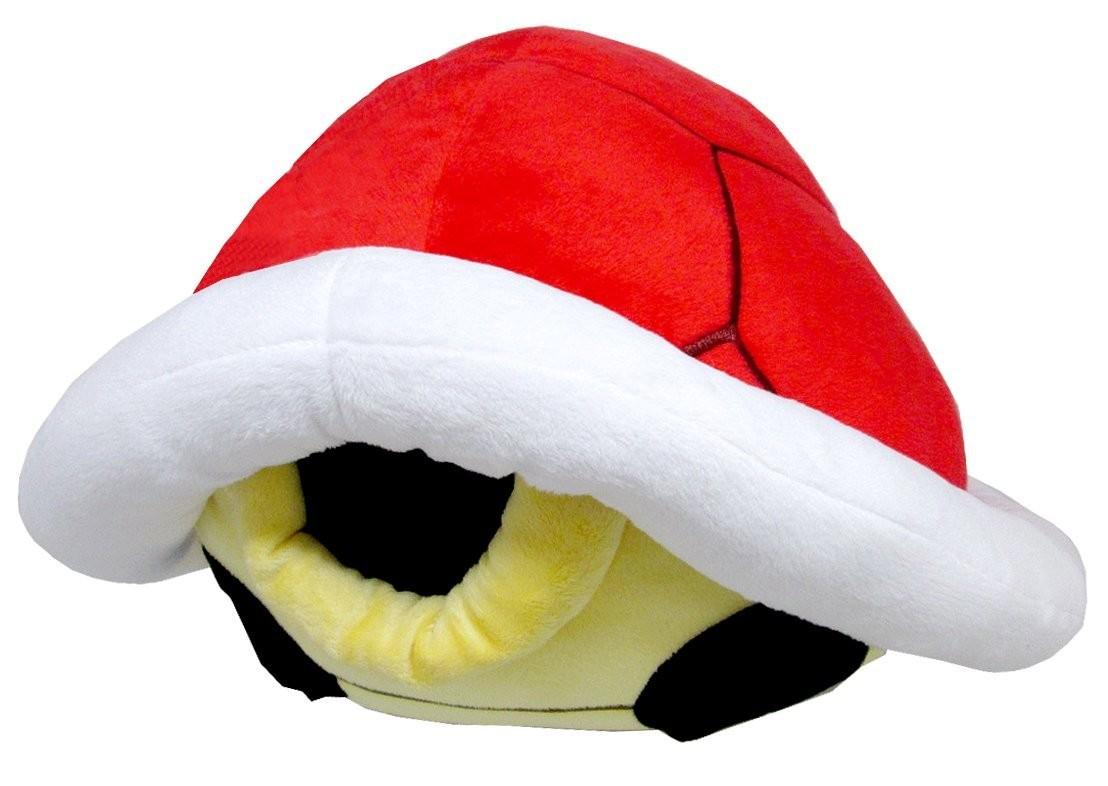 Red Koopa Shell Pillow