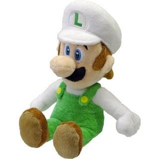 Fire Luigi 9 Inch Plush