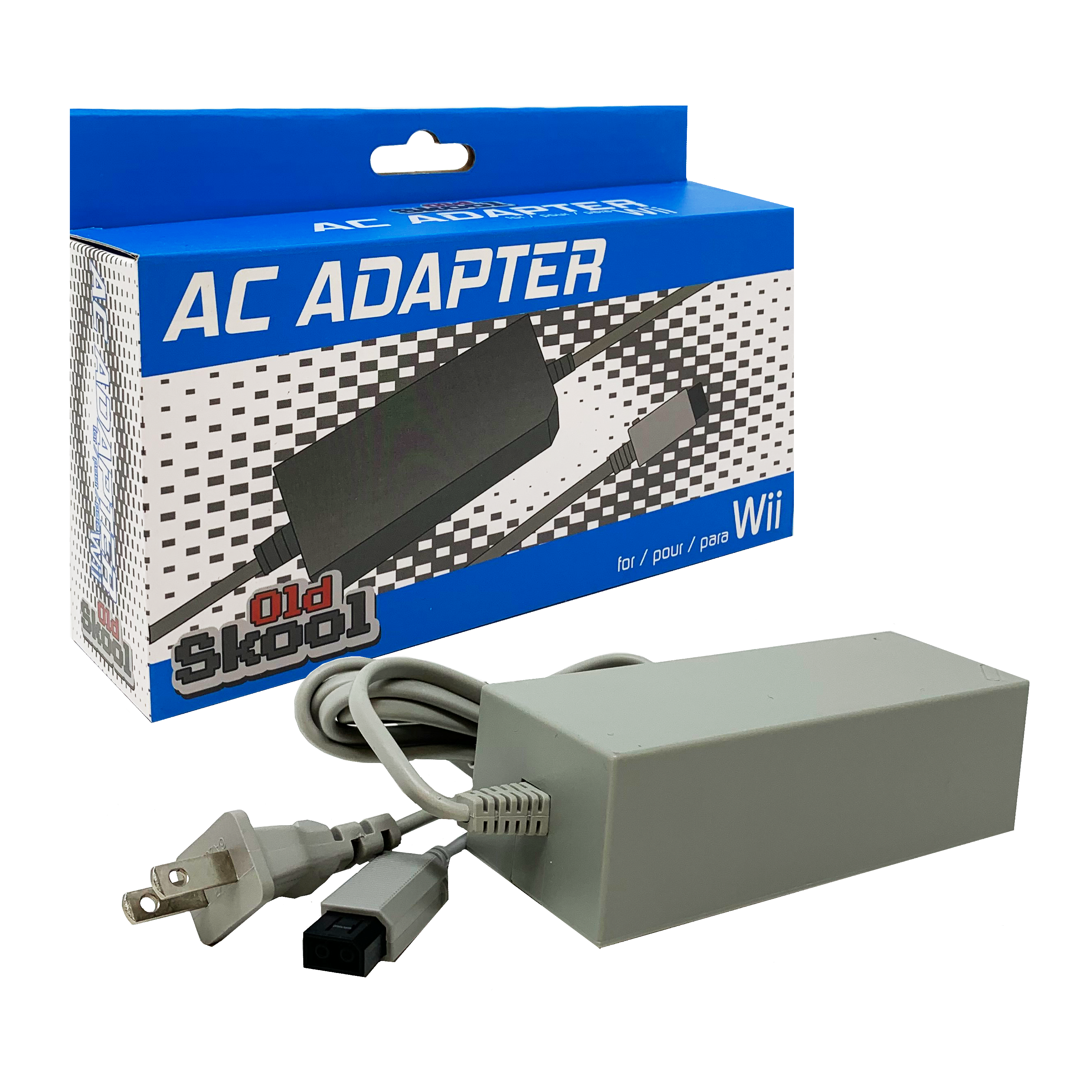 Nintendo Wii AC Power Adapter
