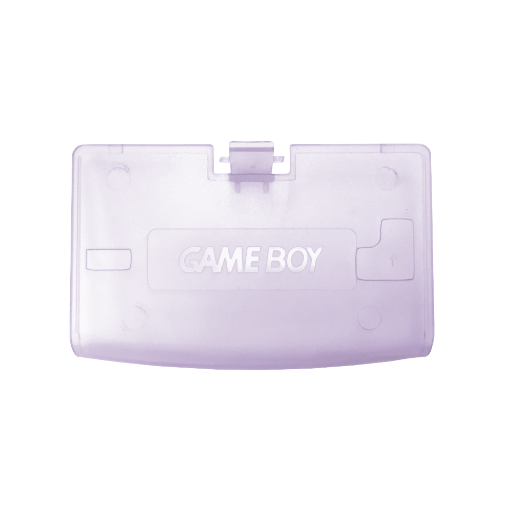 GBA Battery Cover ATOMIC PURPLE