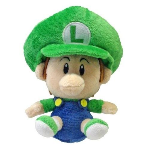 Baby Luigi 5 Inch Plush