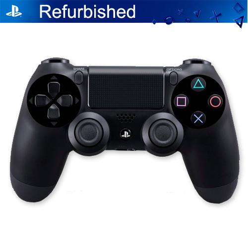 DualShock 4 BLACK (REFURB)