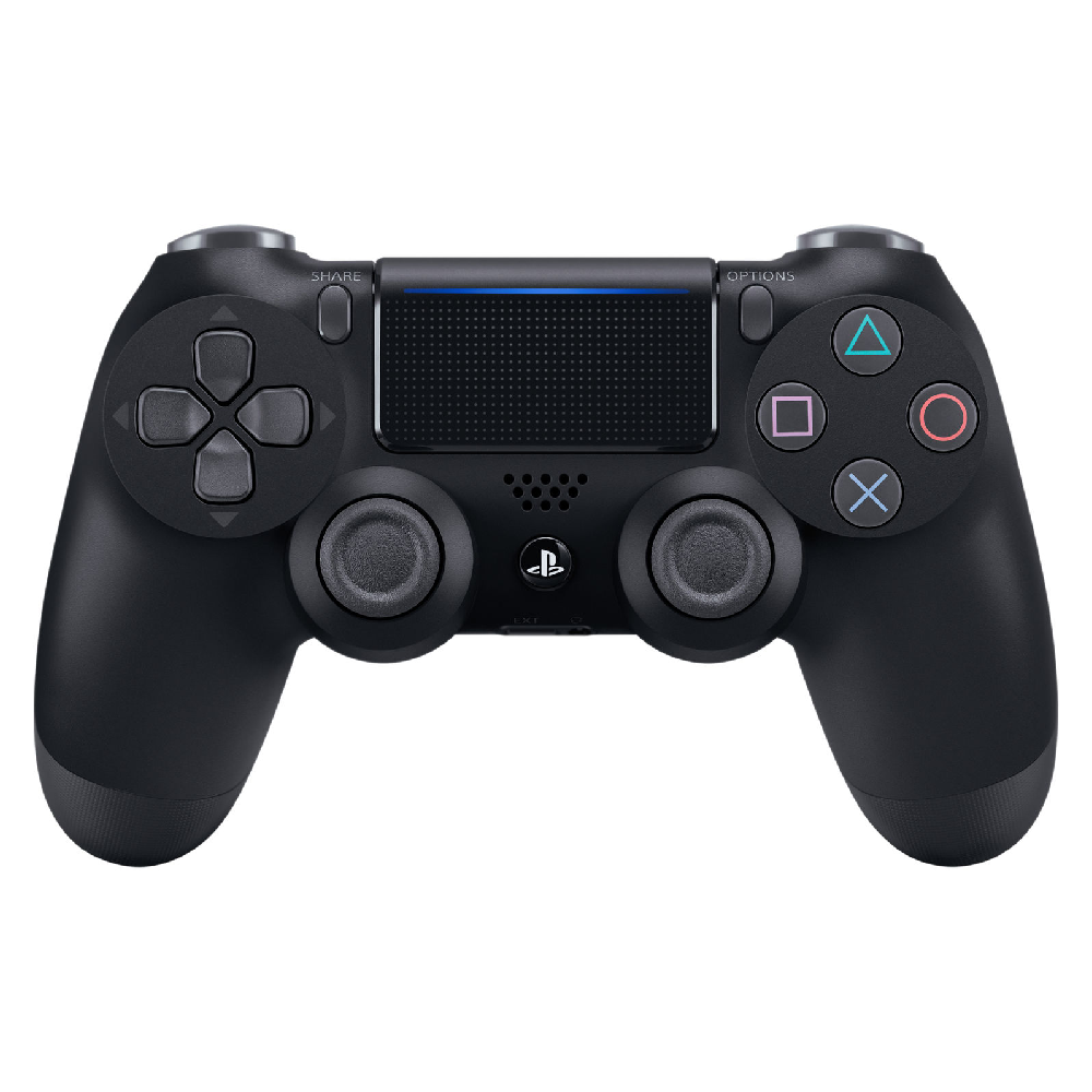 DualShock 4  - Jet Black (NEW)