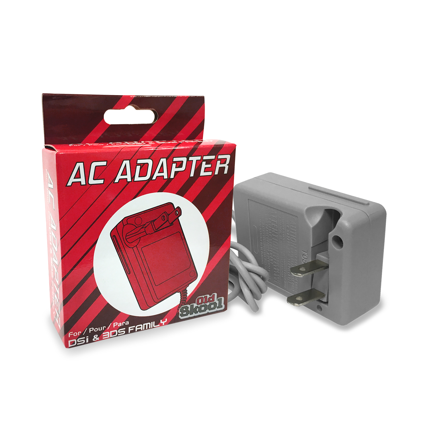 3DS / DSi  AC Power Adapter