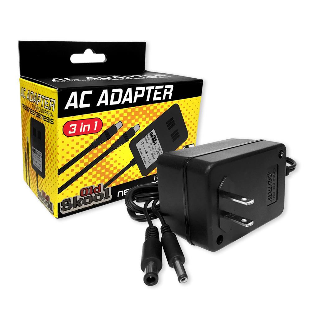 Heavy Weight Premium 3in1 AC Adapter