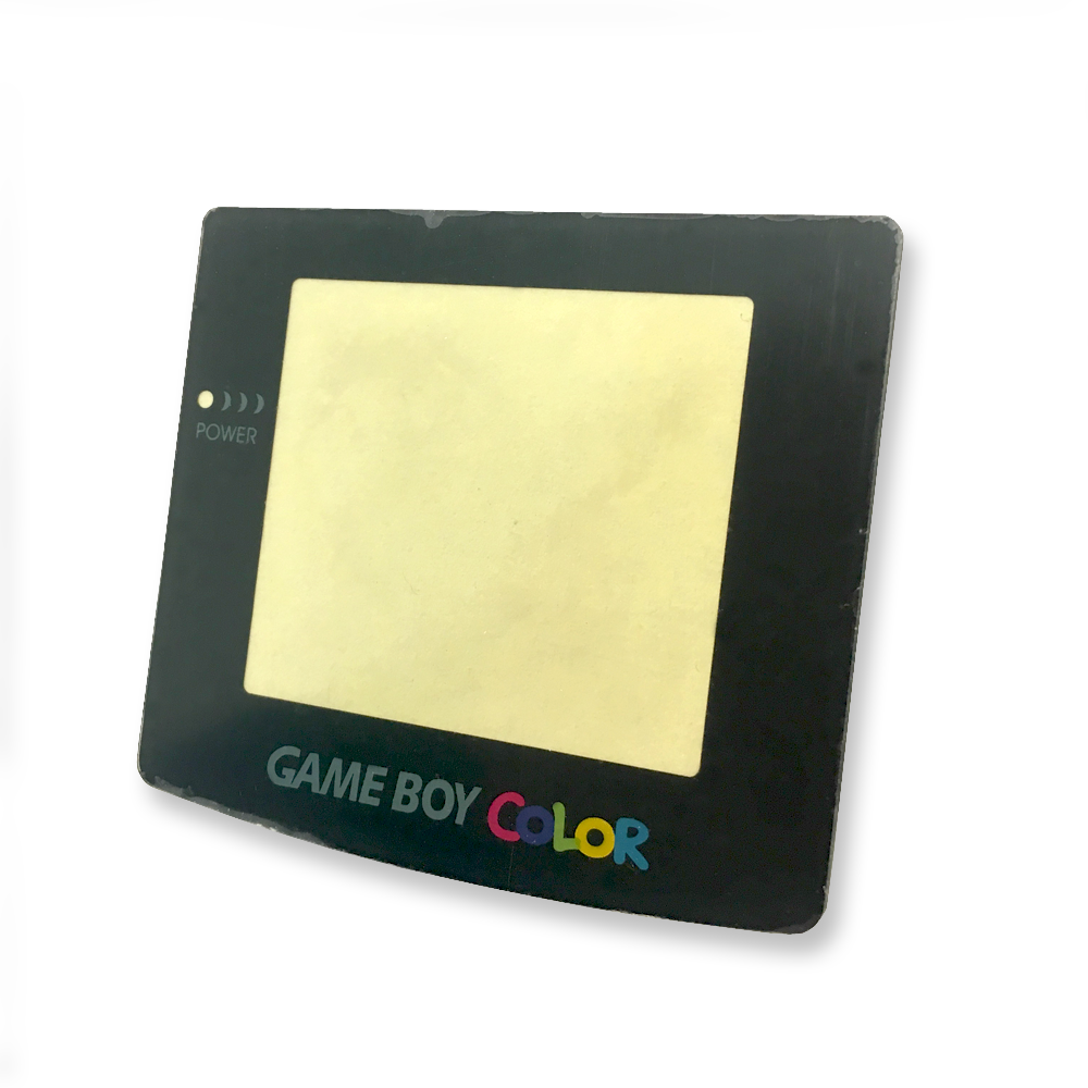 GameBoy Color Replacement Screen [GLASS]