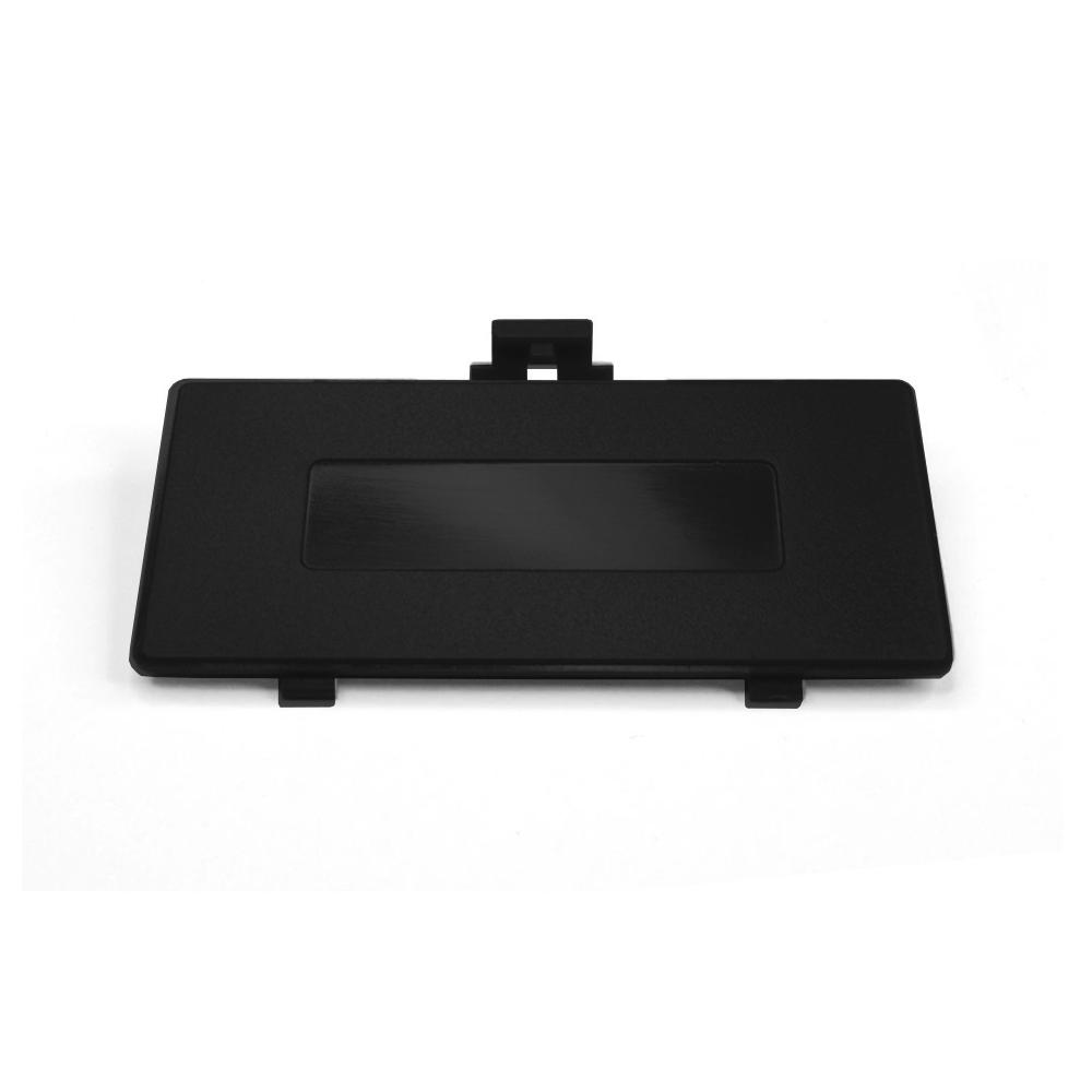 GameBoy Pocket Battery Cover - BLACK