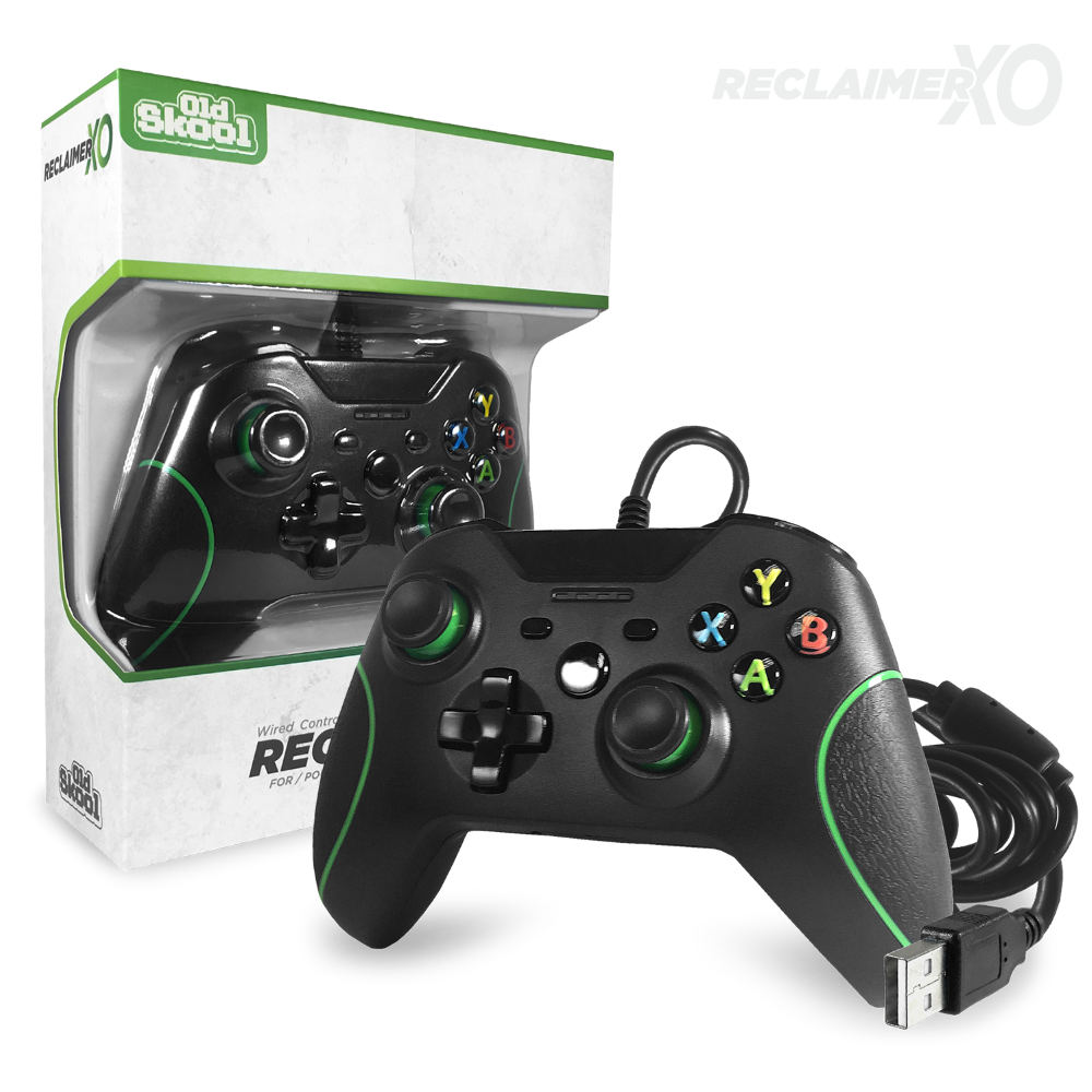 RECLAIMER Wired Controller for XBOX ONE™