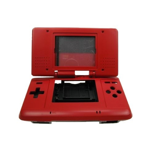 NDS Shell + Buttons (Red)
