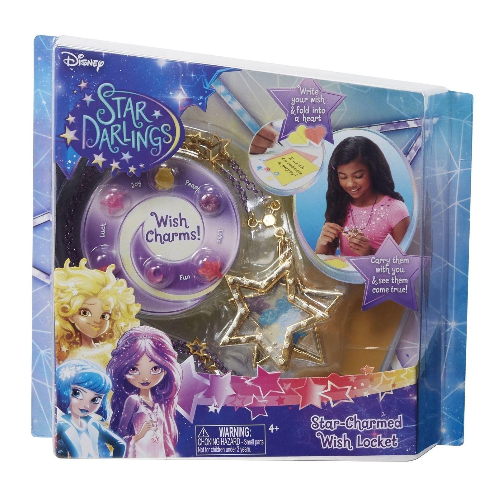 Disney Star Darlings Star-Charmed Wash Locket