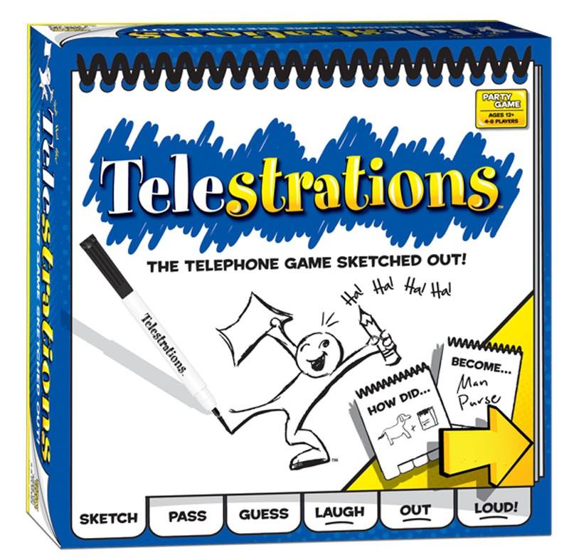 Telestrations 8 Player: The Original