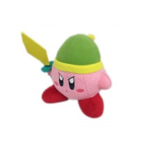 Sword Kirby 6 Inch Plush