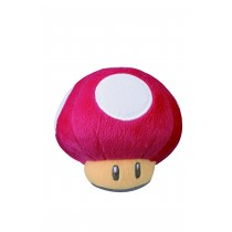 Super Mario 30th Mushroom 3 Inch Plush