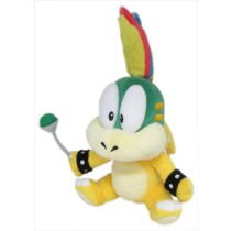 Lemmy Koopa 8 Inch Plush