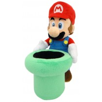 Mario Warp Pipe 9 Inch Plush