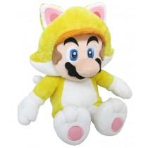 Medium Cat Mario Plush
