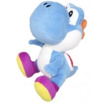 Blue Yoshi 6 Inch Plush