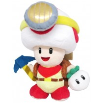 Captain Toad Standing 9 Inch Plush