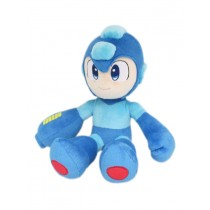 Mega Man 7 Inch Plush
