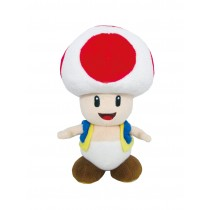 Toad 8 Inch Plush
