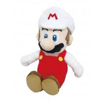 Fire Mario 10 Inch Plush