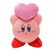 "Kirby 5"" Heart Plush"