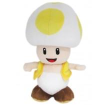 Yellow Toad 8 Inch Plush