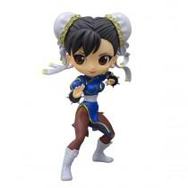 Street Fighter Q Posket Red Chun Li Figure
