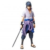 Naruto Shippuden Uchiha Sasuke Grandista Nero Figure