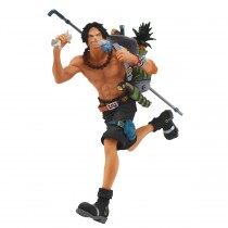 One Piece Three Brothers Portgas.D.Ace Figure