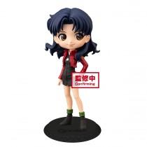 Evangelion Movie Misato Katsuragi Q Posket Figure