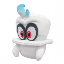 Cappy 8 Inch Plush