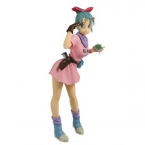 Dragon Ball Bulma III Glitter & Glamours Figure (ver.1)